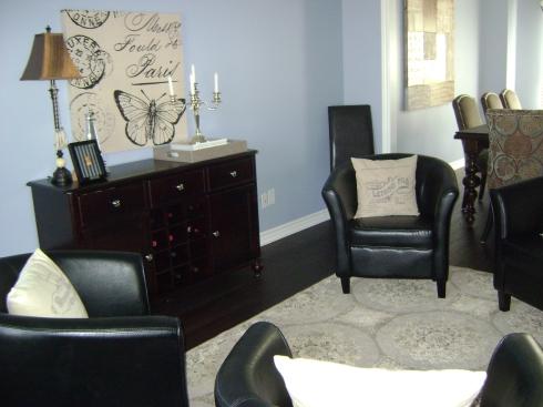 Causal Living Room Decor Ideas