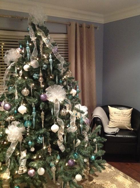 Soft Palette Christmas Tree