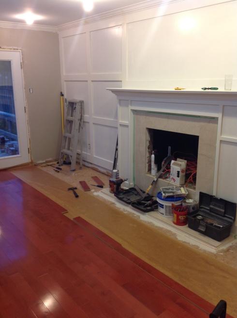 More Flooring!