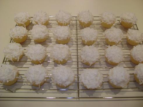 Cupcake Snow