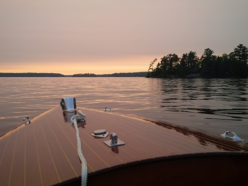 Evening Boat Ride
