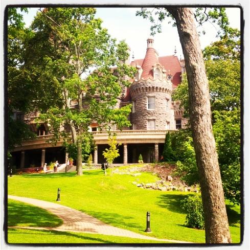 Beautiful Boldt Castle