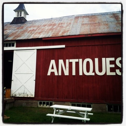 Red Barn Antiques, Muskoka