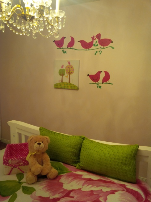 Precious Little Girl's Room